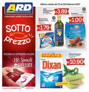 Volantino ard discount a belpasso offerte e supermercati for Volantino ard discount milazzo